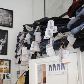 Jeansföretag med miljötänk
